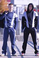 Что собою представляет мужской спортивный костюм тройка