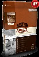 Acana (Акана) Adult Large Breed сухой корм для взрослых собак крупных пород, 17 кг
