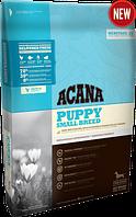 Acana (Акана) Puppy Small Breed (Heritage) корм для щенков мелких пород