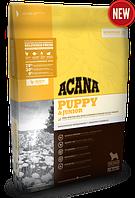 Acana (Акана) Puppy and Junior сухой корм для щенков средних пород, 17 кг
