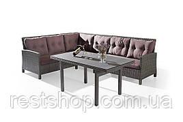 Комплект Угловой диван + Обеденный стол