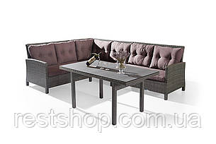 Комплект Угловой диван + Обеденный стол, фото 2