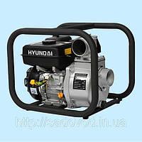 Мотопомпа бензиновая HYUNDAI HY 81 (60 м³/час)