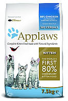 Applaws (Эплоус) Kitten беззерновой корм для котят, с курицей