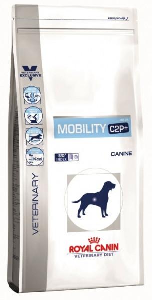 Royal Canin (Роял Канин) Mobility С2P+ лечебный корм для собак при заболеваниях опорно-двигательного аппарата, 14 кг