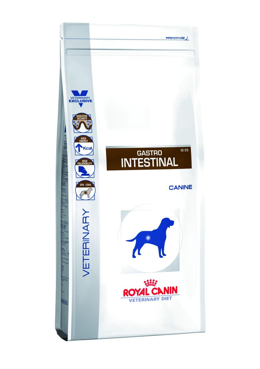 Royal Canin (Роял Канин) Gastro Intestinal лечебный корм для собак при нарушении пищеварения, 2 кг