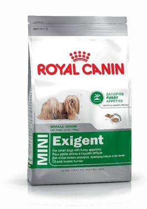Royal Canin (Роял Канин) Mini Exigent корм для собак малых пород, 2 кг