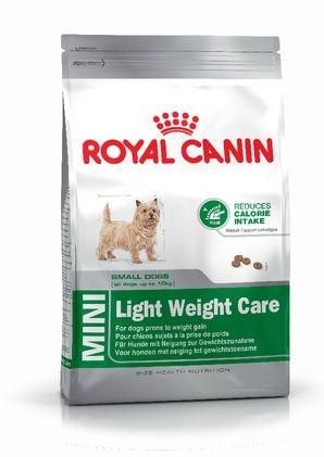 Royal Canin (Роял Канин) Mini Light  Weight Care - корм для собак мелких пород с избыточным весом, 800 г