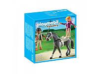 Конструктор Playmobil Обучение наездницы 5229