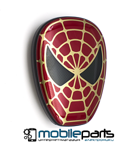 Внешний аккумулятор (Power Bank) MARVEL LOGO 4000 mАh (spider man)