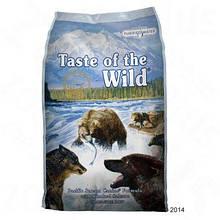 Taste of the Wild Pacific Stream Canine сухой корм для собак с копченым лососем, 12.2 кг