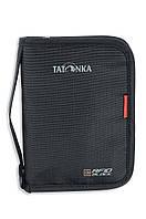 Кошелек Tatonka Travel Zip M RFID B black (2958.040)