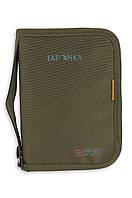 Кошелек Tatonka Travel Zip M RFID B olive (2958.331)