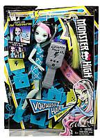 Набор Monster High Салон стильных причесок Фрэнки Monster High DNX36 Voltageous Hair Frankie Stein
