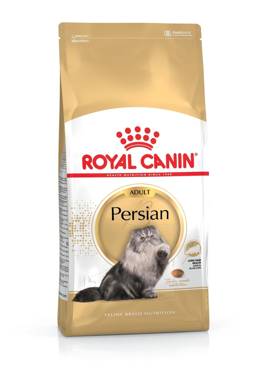 Royal Canin (Роял канин) Persian Adult специальный корм для персидских кошек, 10 кг