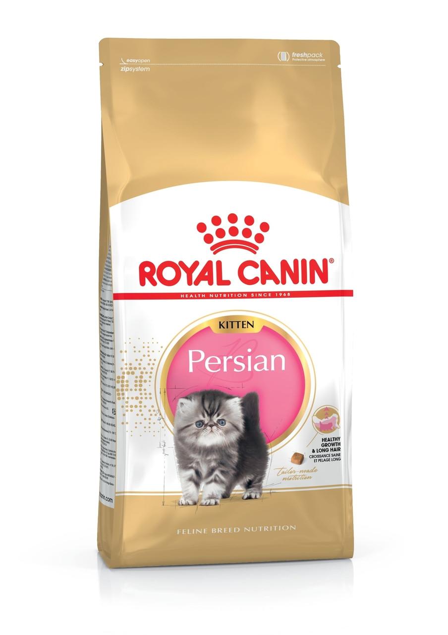 Royal Canin (Роял Канин) Kitten Persian корм для котят персидской кошки, 2 кг