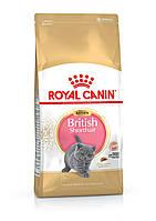 Royal Canin (Роял Канин) British Shorthair Kitten корм для котят британской короткошерстной кошки, 400 г