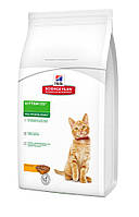 Hills (Хиллс) Healthy Development Kitten корм для котят с курицей, 400 г