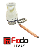 Термоголовка с выносным погружным датчиком Fado M 30х1.5 арт. TG11