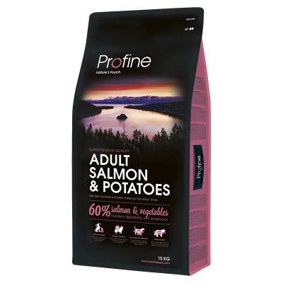Profine (Профайн) Adult Salmon & Potatoes корм для собак всех пород (лосось/картофель), 3 кг