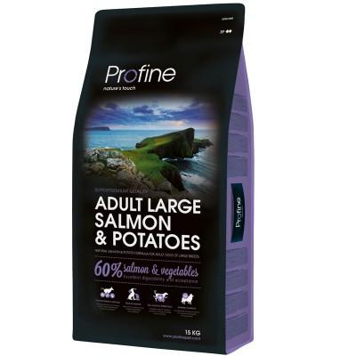Profine (Профайн) Adult Large Salmon & Potatoes корм для собак крупных пород, 15 кг