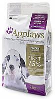 Applaws (Эплоус) Chicken Large Breed Puppy беззерновой корм для щенков крупных пород
