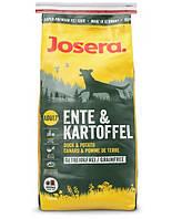 Josera (Йозера) Ente & Kartoffel корм для собак всех пород (утка и картофель)
