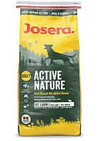 Josera (Йозера) Active Nature корм для взрослых активных собак с травами и фруктами, 4.5 кг