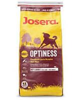 Josera (Йозера) Optiness сухой корм с пониженным содержанием белка, 4 кг