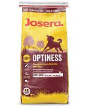 Josera (Йозера) Optiness сухой корм с пониженным содержанием белка, 15 кг