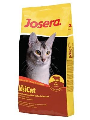 Josera (Йозера) Josicat Rind сухой корм для взрослых кошек, 10 кг
