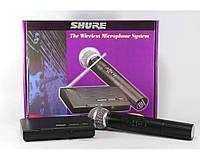 Беспроводной радиомикрофон Shure SH-200 радиосистема для пения