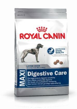 Royal Canin (Роял Канин) Maxi Dagestive Care корм для собак крупных пород с чувствительным пищеварением, 15 кг