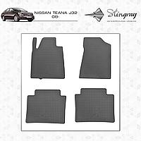 Автомобильные коврики Stingray Nissan Teana J32 2008-