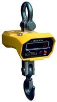Электронные крановые весы для помещения OCS-2t-XZ1 до 2 тонн