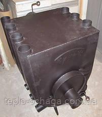 Печь Буллерьян с варочной поверхностью, тип 02, фото 3