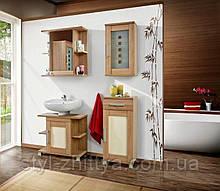 Набір для ванної кімнати Посейдон, 4 предмети