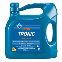 Aral HighTronic SAE 5W-40 - моторное масло синтетика - 4 литра.