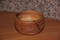 Ваза декоративная из дерева