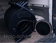 Печка для дачи Montreal, тип 02, фото 2