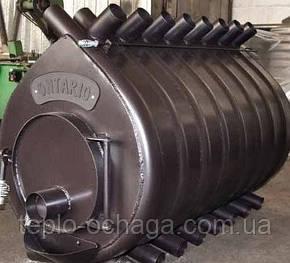 """Печка на дровах """"ONTARIO"""" , тип 05, фото 2"""