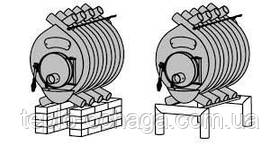 """Печка на дровах """"ONTARIO"""" , тип 05, фото 3"""