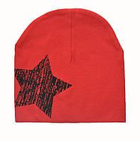 Демисезонная шапка детская.