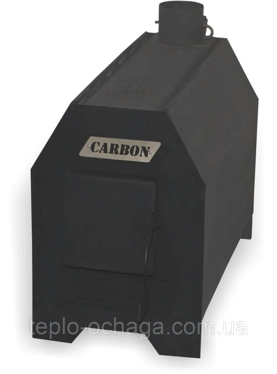 Отопительно-варочная печь Карбон-10