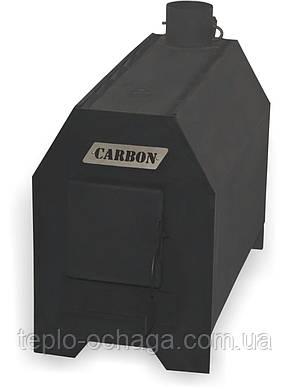 Отопительно-варочная печь Карбон-10, фото 2