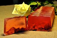 Мыло ручной работы Болгарская роза
