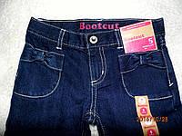 Джинсы детские девочке размер 5лет Gymboree коттон штаны брюки детские, фото 1
