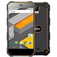 Смартфон ORIGINAL Nomu S10 Black&Orange IP68 (4Х1.5Ghz; 2Gb/16Gb; 13МР/5МР; 5000 mAh)