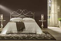 Кованая кровать К044 Zefiro (реплика) итальянской фабрики Cantori. Без изножья.