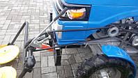 Косилка для мототрактора в комплекте с гидравликой
